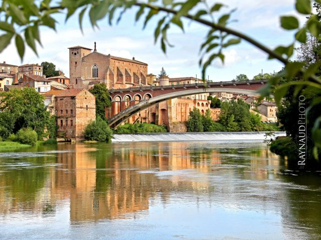 Gaillac vu par RAYNAUD Photo