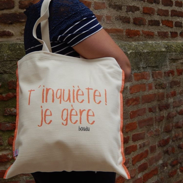 "sac shopping ""t inquiete je gere"""