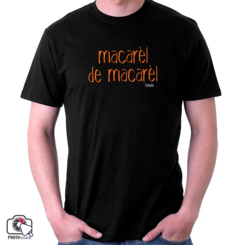 "T-shirt boudu Homme ""macarel de macarel"""