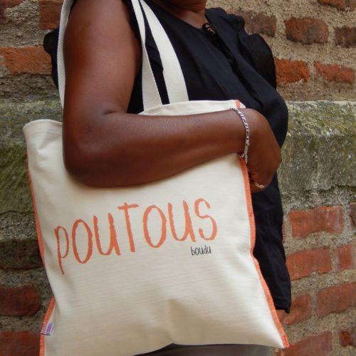 """sac shopping """"poutous"""""""